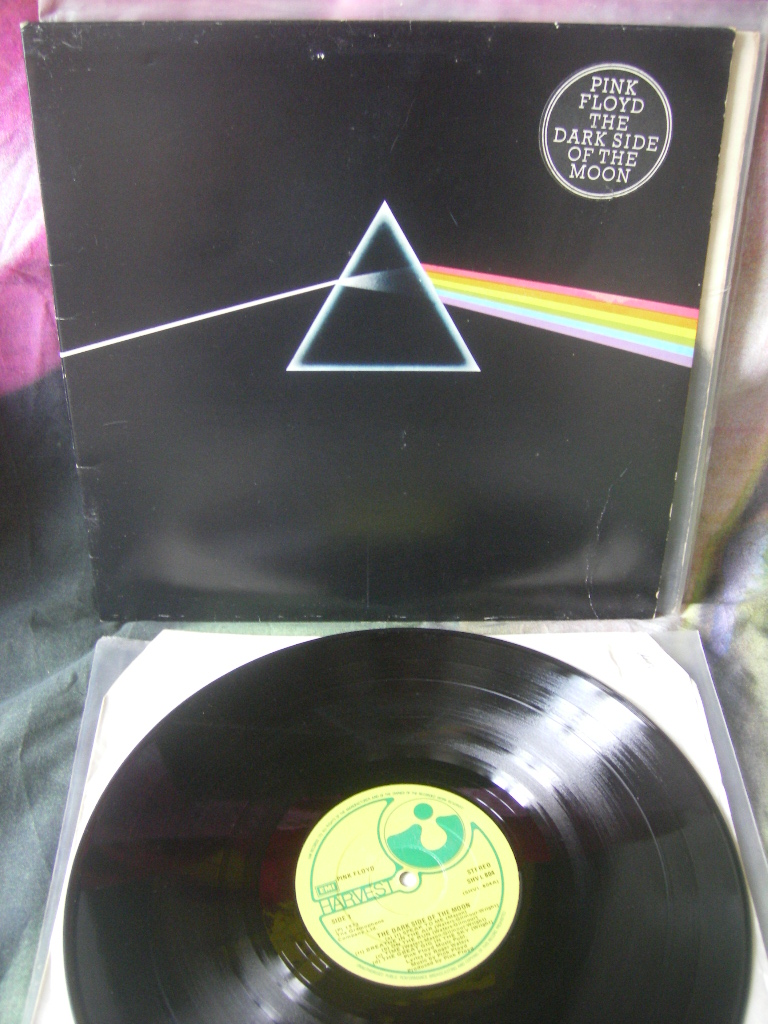 Pink Floyd - Dark Side Of The Moon Vinyl