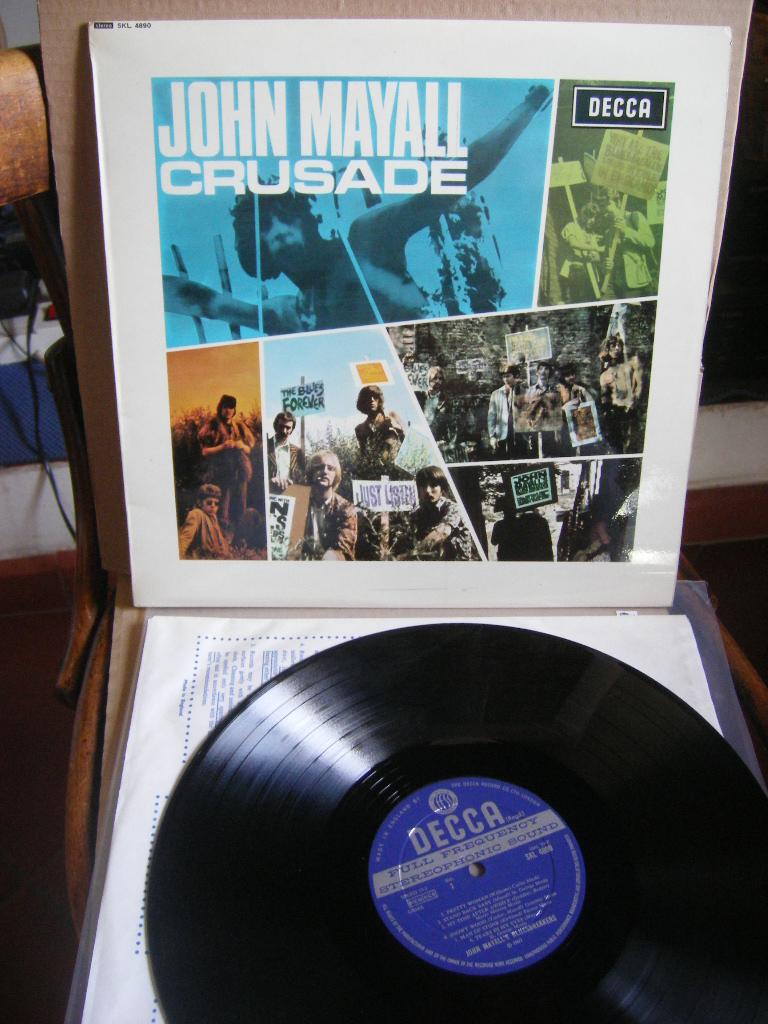 John Mayall - Crusade Album
